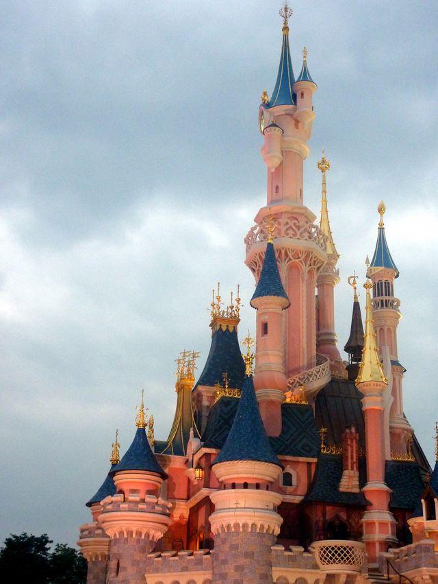 Le château de Disneyland