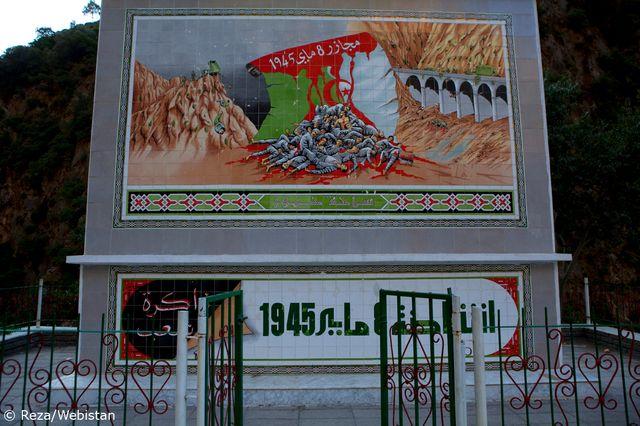 Algérie Ville de Setif. 31 Juillet 2011