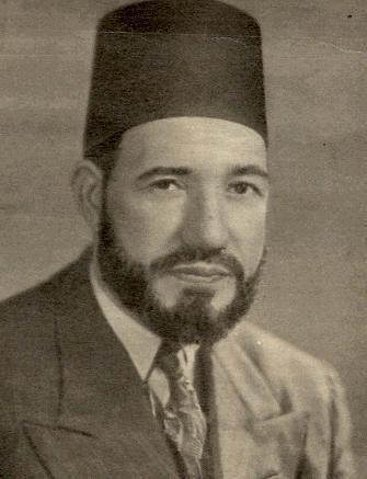 Hassan al-Banna, fondateur des Frères Musulmans