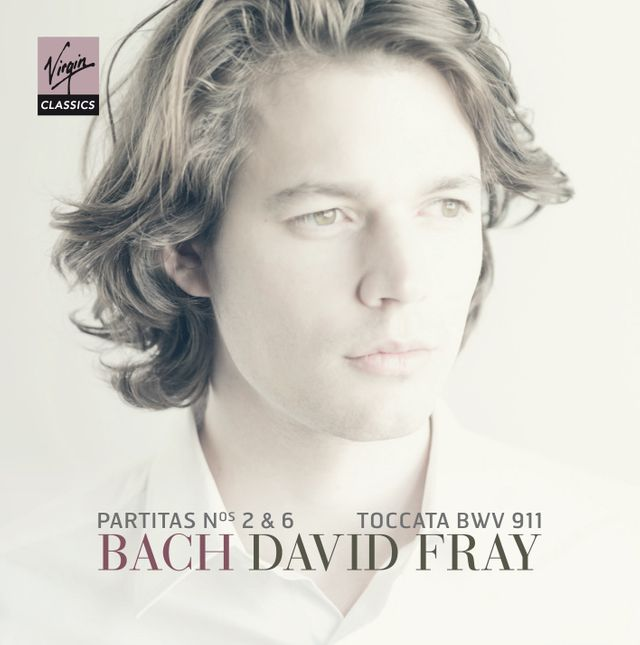 2 Partitas de Bach par David Fray