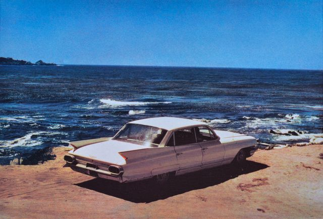 Californie, 1974 Tirage Fresson, photographie en couleur, 24x30 cm - Courtesy Galerie Camera Obscura