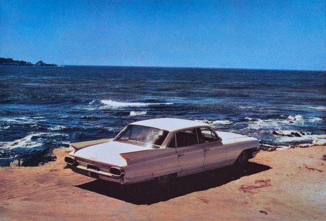 Californie, 1974 Tirage Fresson, photographie en couleur, 24x30 cm - Courtesy Galerie Camera Obscura