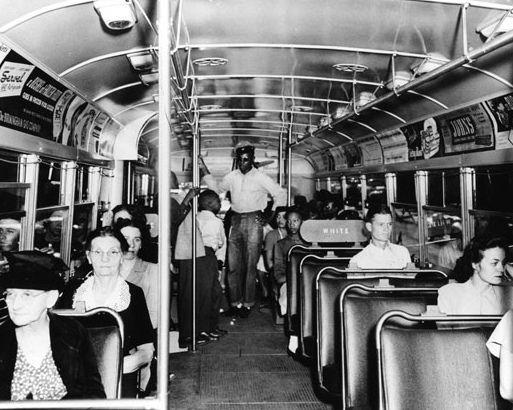 Bus à Montgomery