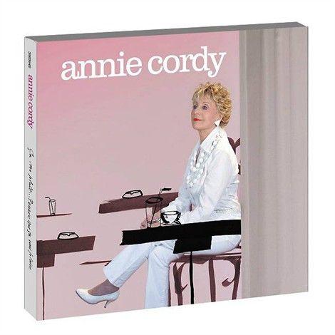 """Annie Cordy """"ça me plaît...pourvu que ça vous plaise"""""""