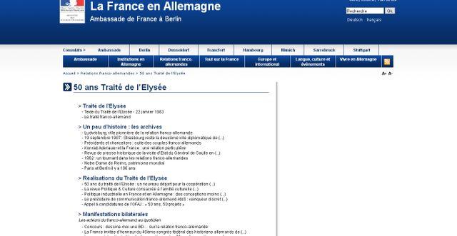 Ambassade de France en Allemagne