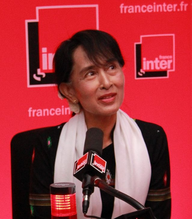 Aung San Su Kye
