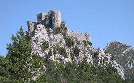 Couiza - Le Sentier Cathare : Les citadelles du vertige