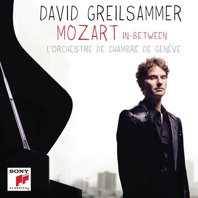 David Greilsammer : Mozart In-Between