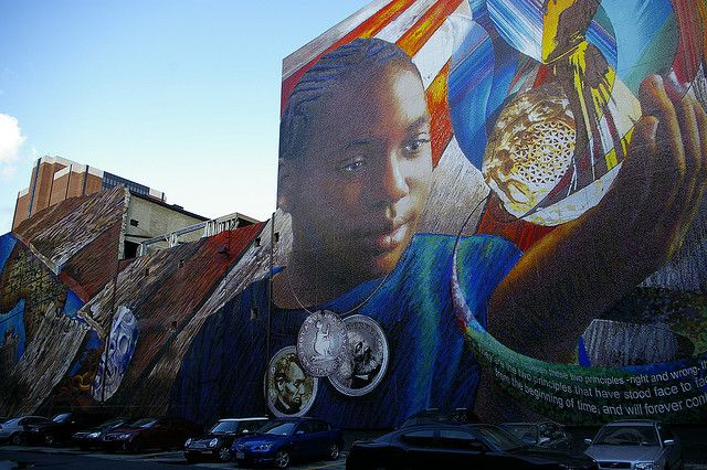 Philadelphie graffiti