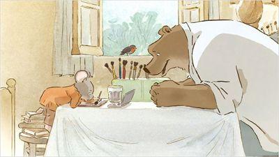 Ernest et Célestine -Image du film