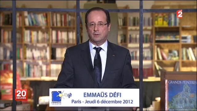 François Hollande s'exprime sur Florange