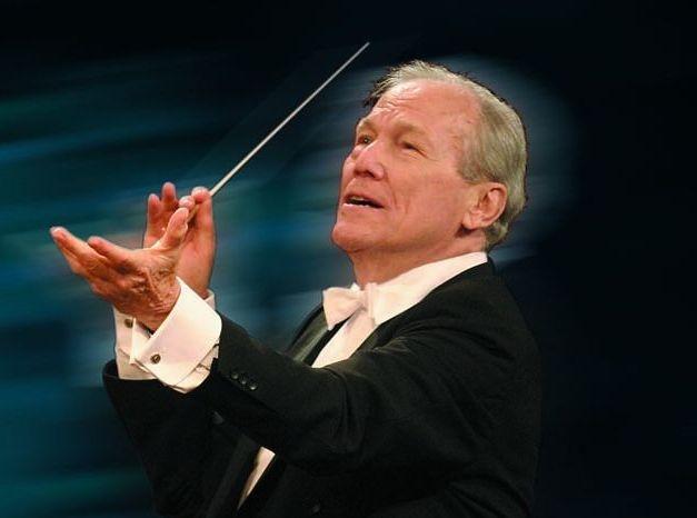 Georges Prêtre, chef d'orchestre