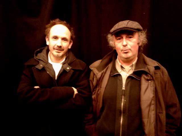 Le RDV : G. BALBASTRE et Y. KERGOAT