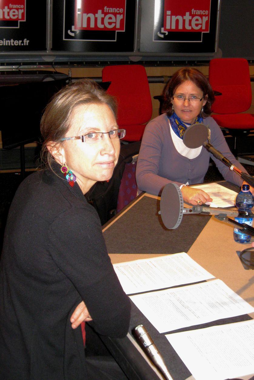 Nathalie Chaumet et Anne Mathiot