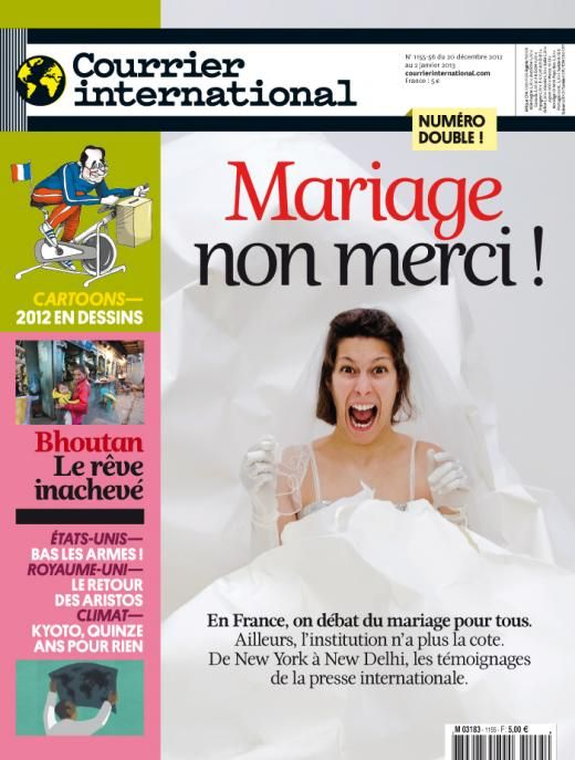 Une Courrier International