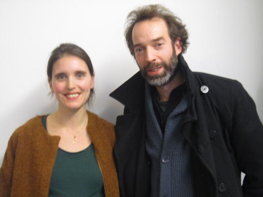 Julie Deliquet et Eric Charon