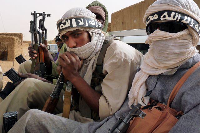 Les otages au Sahel en vie