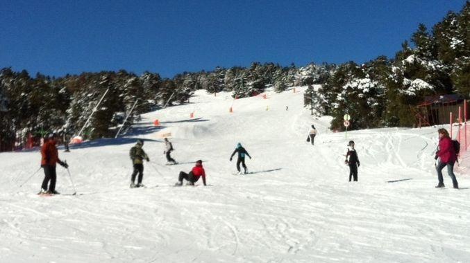 Ski à Font-Romeu