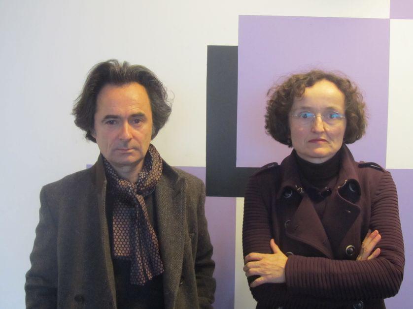 Antoine Billot et Marie-Hélène Lafon