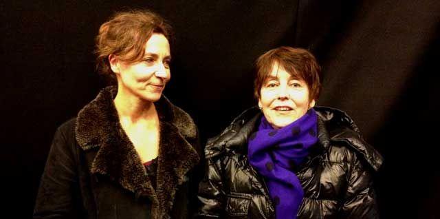 Le RDV : Anne SERRE et Annette MESSAGER
