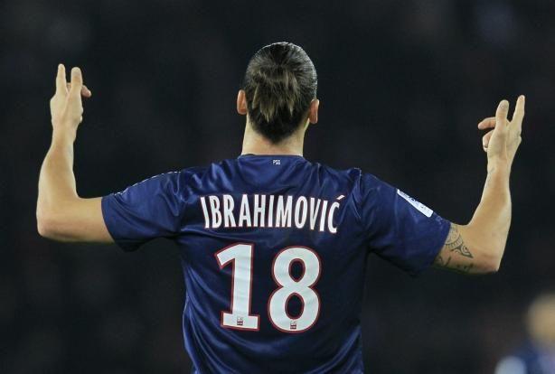 Zlatan Ibrahimotic