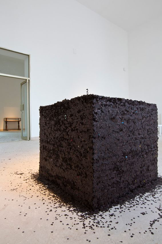 Lara Favaretto, As If a Ruin 2012
