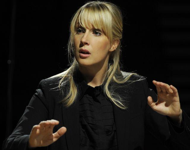 Sofi Jeannin, directrice musicale de la Maîtrise de Radio France