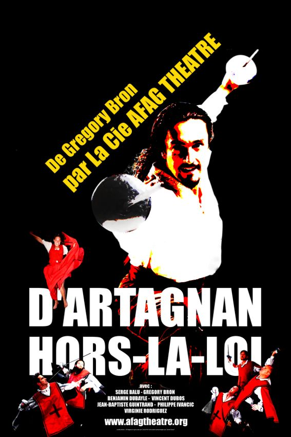 D'Artagnan  Hors-La-Loi