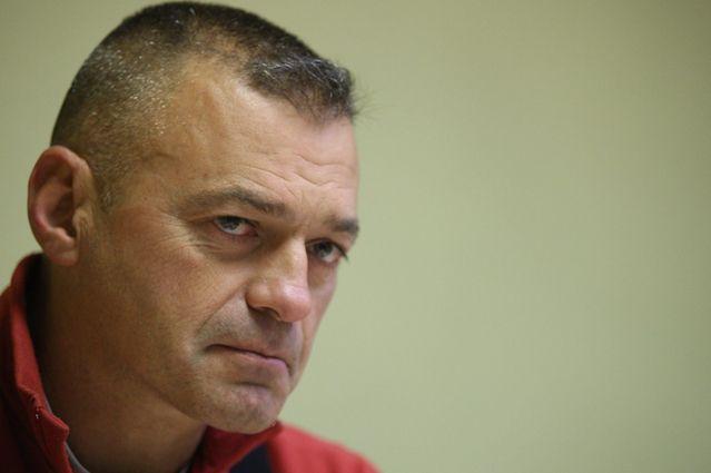 L'adjudant Guy Raugel, l'un des accusés, qui a reconnu avoir étouffé Firmin Mahé