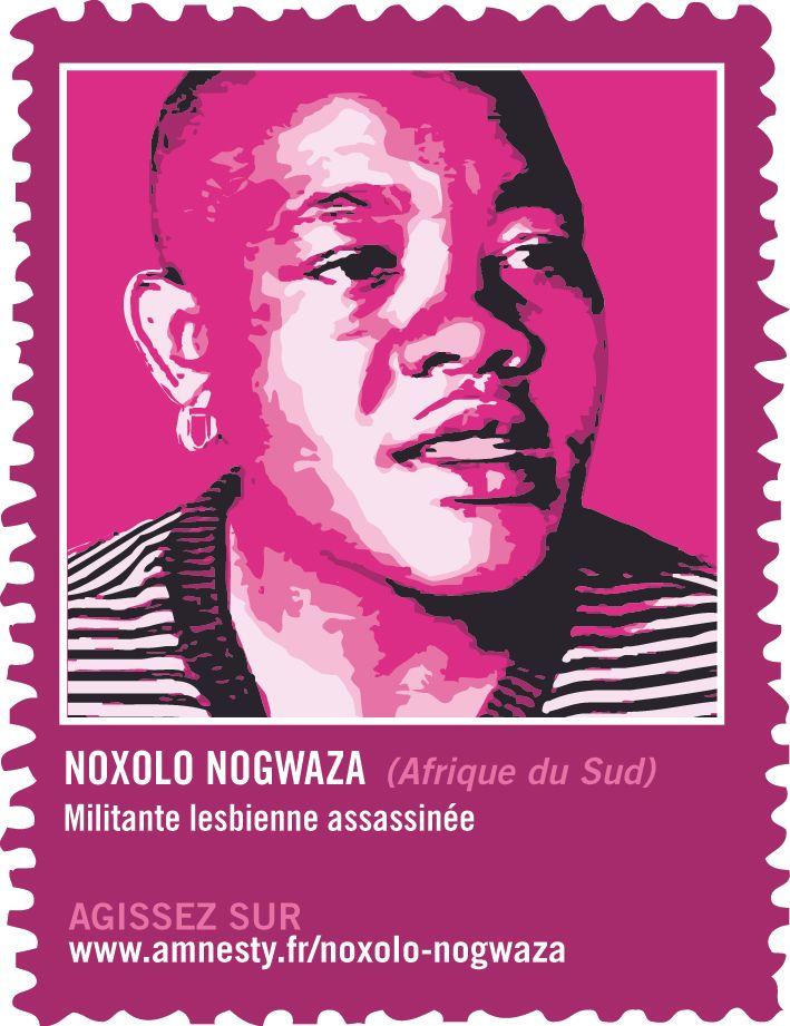 Noxolo Nogwaza