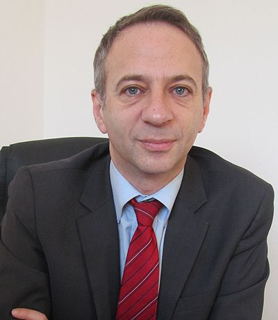 Le député PS Laurent Baumel