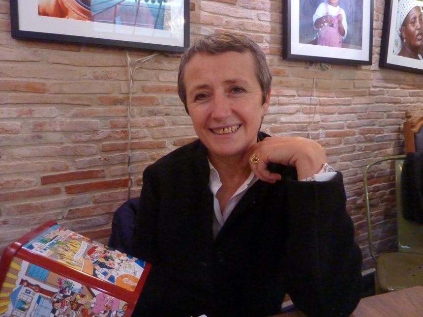 Brigitte Arnaud Boué