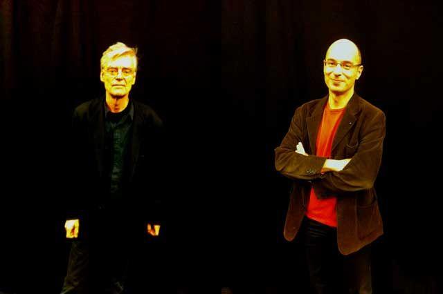 Le RDV : F. SCHUITEN et B. WERBER