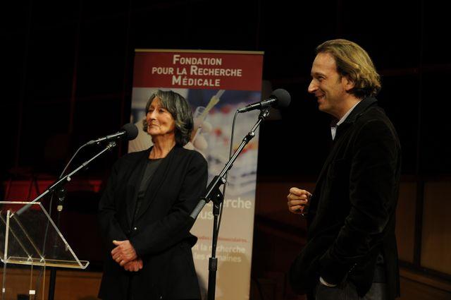 Dominique Mazier et François Busnel