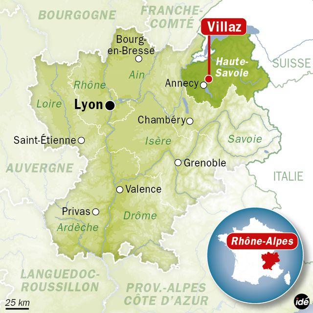 Une épidémie de grippe A dans une clinique de Haute-Savoie