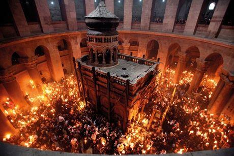 Messe en Palestine