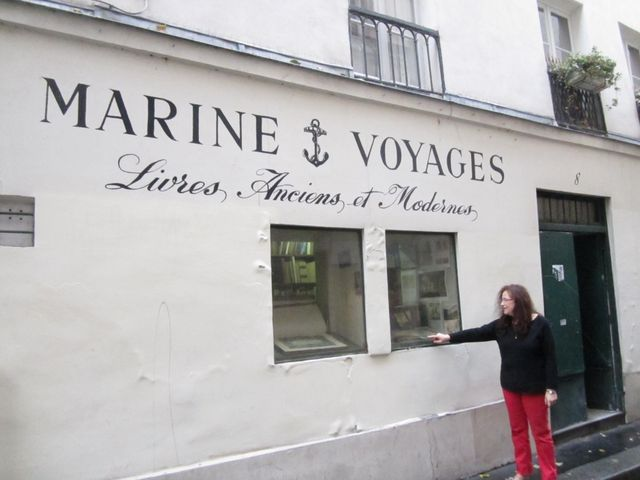 Marine et Voyages 2