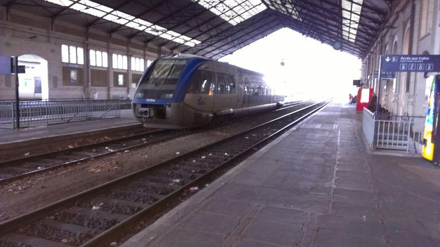 Gare SNCF Périgueux