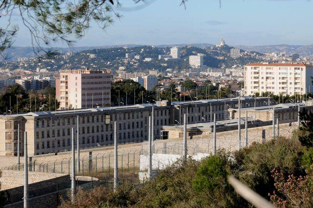 La prison des Beaumettes
