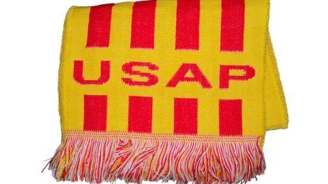 Echarpe de supporters de l'USAP