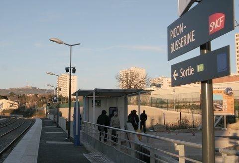 Gare de La Busserine
