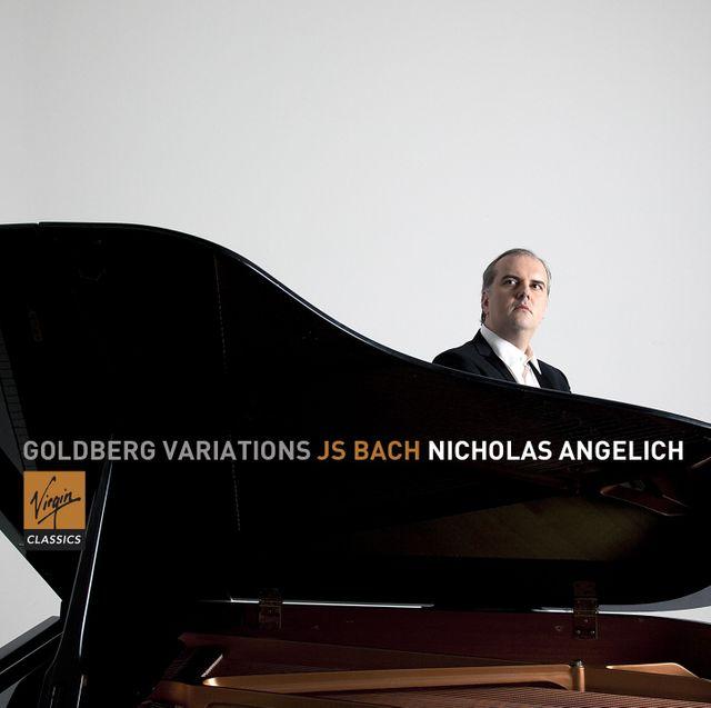 Variations Goldberg de bach par Nicholas Angelich