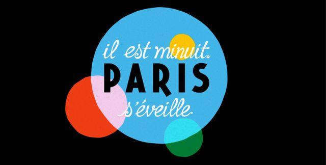Il est minuit Paris s'éveille