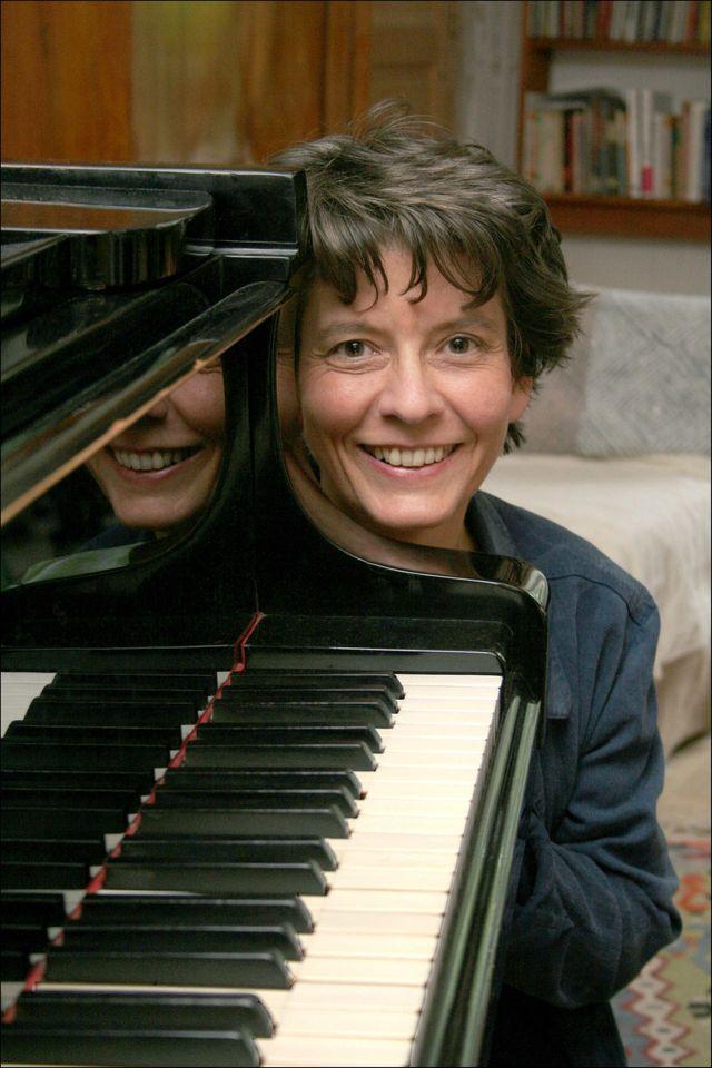 Gisèle Magnan créatrice et directrice des concerts de poche