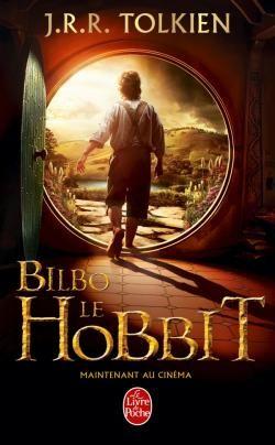 """Bilbo le Hobbit"""" de Tolkien au Livre de Poche."""