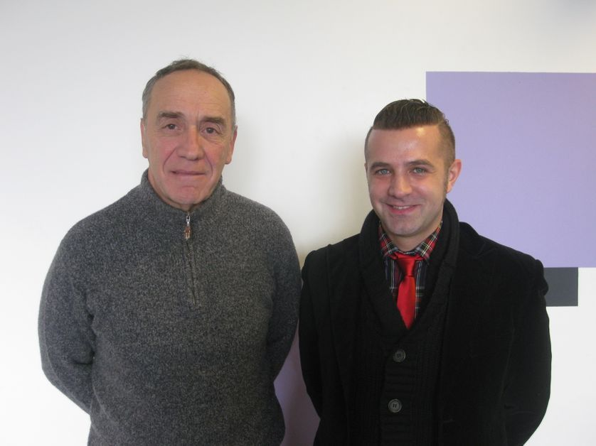 Bernard Chambaz et Max Emanuel Cencic