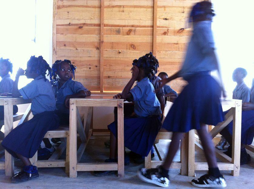Ecole en Haïti