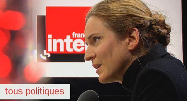 """Nathalie Kosciusko-Morizet invité de """"Tous politiqu""""e sur France Inter"""