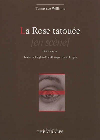 livre la rose tatouée