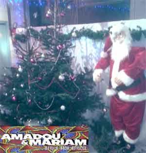 Noël à Colombes